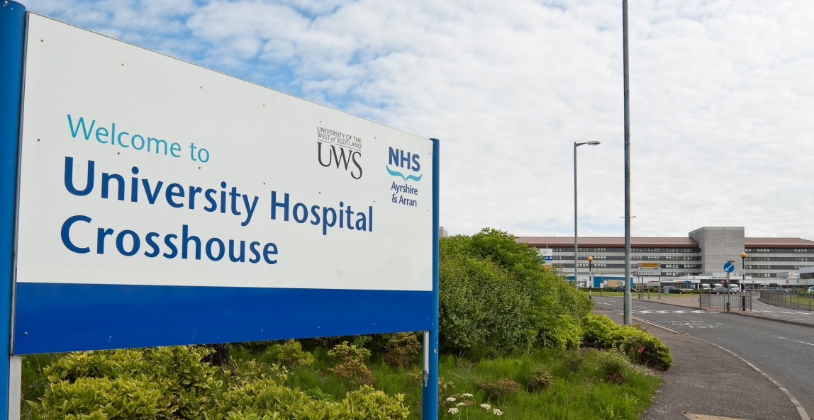 NHS Ayrshire & Arran - University Hospital Crosshouse